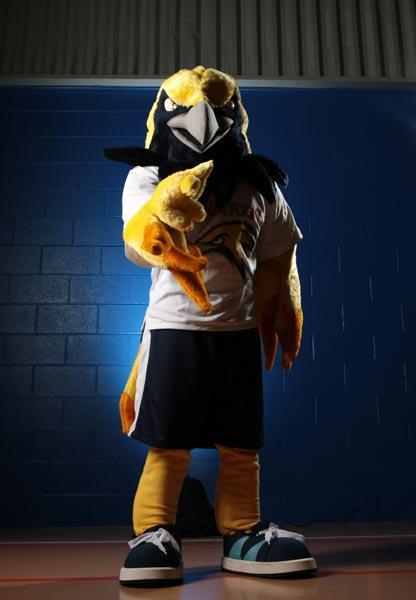 LCCC's mascot